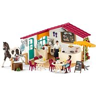 Schleich Cafe for Riders - Game Set