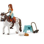 Schleich 42518 Horse Club Mia a Spotty - Herná sada