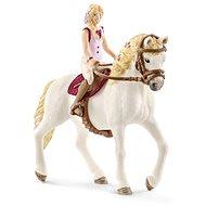Schleich 42515 Blondína Sofia a kôň Blosom - Doplnky k figúrkam
