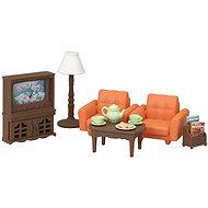 Sylvanian Families Nábytok – obývacia izba - Herná sada