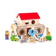 Woody Noemova archa - Drevená hračka