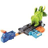 Hot Wheels City Posaď triceratopsa - Autodráha