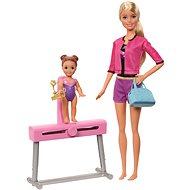Barbie Sportovní set Růžové oblečení