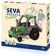 Seva Doprava Traktor - Stavebnica
