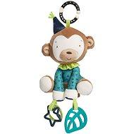 Opička Maxi s aktivitami - Plyšová hračka