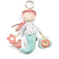 Mořská panna s aktivitami - Plyšová hračka