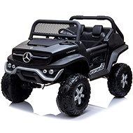 Mercedes Unimog čierny