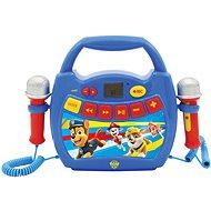 Lexibook Labková patrola Prehrávač s mikrofónom - Hudobná hračka