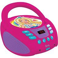 Lexibook Barbie CD prehrávač - Hudobná hračka