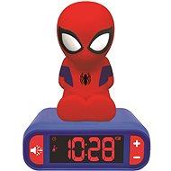 Lexibook Spider-Man Night Light Radio Alarm Clock - Budík