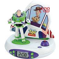 Lexibook Toy Story Hodiny s projektorom a zvukmi - Budík