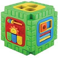 Hracia skladacia kocka - Didaktická hračka