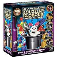 Magický klobúk 125 trikov - Spoločenská hra
