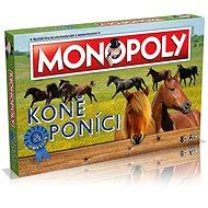 Monopoly Koně a poníci - Spoločenská hra