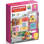 Mini domček Magdy - Magnetická stavebnica