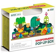 Pop-Up box-28 - Magnetická stavebnica