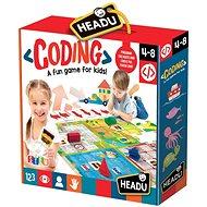 Kódovacia hra - Spoločenská hra