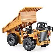 Sklápač dump truck 1:18 - RC auto na diaľkové ovládanie