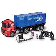 Carson Mercedes-Benz Arocs Cargo s kontajnerom - RC auto na diaľkové ovládanie