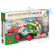 Malý konstruktér Junior 3v1 - Jeřáb