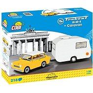 Cobi Trabant 601 s karavanom