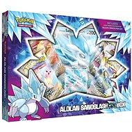 Pokémon TCG: Alolan Sandslash – GX Box - Kartová hra