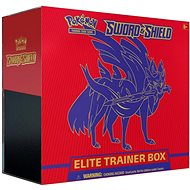 Pokémon TCG: Sword and Shield Elite Trainer Box - Kartová hra