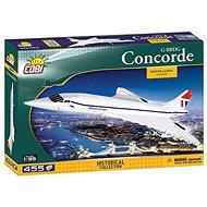 Stavebnica Cobi Lietadlo Concorde z Brooklands Museum