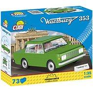 Cobi Wartburg 353 - Stavebnica