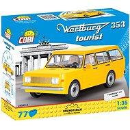 Cobi Wartburg 353 Tourist - Stavebnica