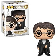 Funko POP Movies: Harry Potter – Harry Potter (Yule) - Figúrka