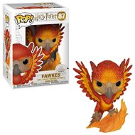 Funko POP Movies: Harry Potter S7 – Fawkes - Figúrka