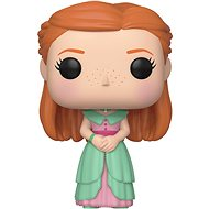 Funko POP Movies: Harry Potter S7 – Ginny (Yule) - Figúrka