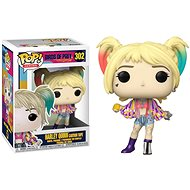 Funko POP Heroes: Birds of Prey – Harley Quinn (Caution Tape) - Figúrka