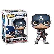 Funko POP Marvel: Avengers Endgame – Captain America - Figúrka