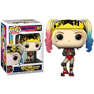 Funko POP Heroes: Birds of Prey – Harley Quinn (Roller Derby) - Figúrka