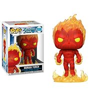 Funko POP Marvel: Fantastic Four – Human Torch - Figúrka