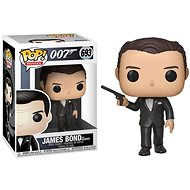 Funko POP Movies: James Bond S2 – Pierce Brosnan(Goldeneye) - Figúrka