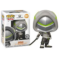 Funko POP Games: Overwatch – Genji (OW2) - Figúrka