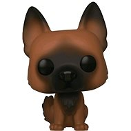 Funko POP TV: The Walking Dead  S10 – Dog - Figúrka