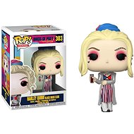 Funko POP Heroes: Birds of Prey – Harley Quinn (Black Mask Club) - Figúrka