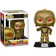 Funko POP Star Wars: Rise of Skywalker – C-3PO (Red Eyes) (MT) - Figúrka