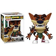 Funko POP Games: Crash Bandicoot S3 – Tiny Tiger - Figúrka