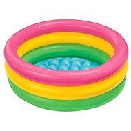 Bazén 3-kruhový detský  86 × 25 cm - Nafukovací bazén