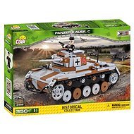 Cobi 2459 II WW Panzer II Ausf. C - Stavebnica