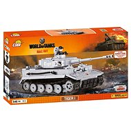 Cobi World of Tanks Tiger I - Stavebnica