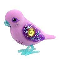 Little Live Pets Vtáčik 6 fialový - Interaktívna hračka