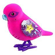 Little Live Pets Vtáčik 6 tmavoružový - Interaktívna hračka