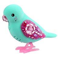 Little Live Pets Vtáčik 6 tyrkysový - Interaktívna hračka