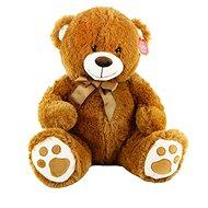 Rappa Medveď sediaci hnedý - Plyšová hračka